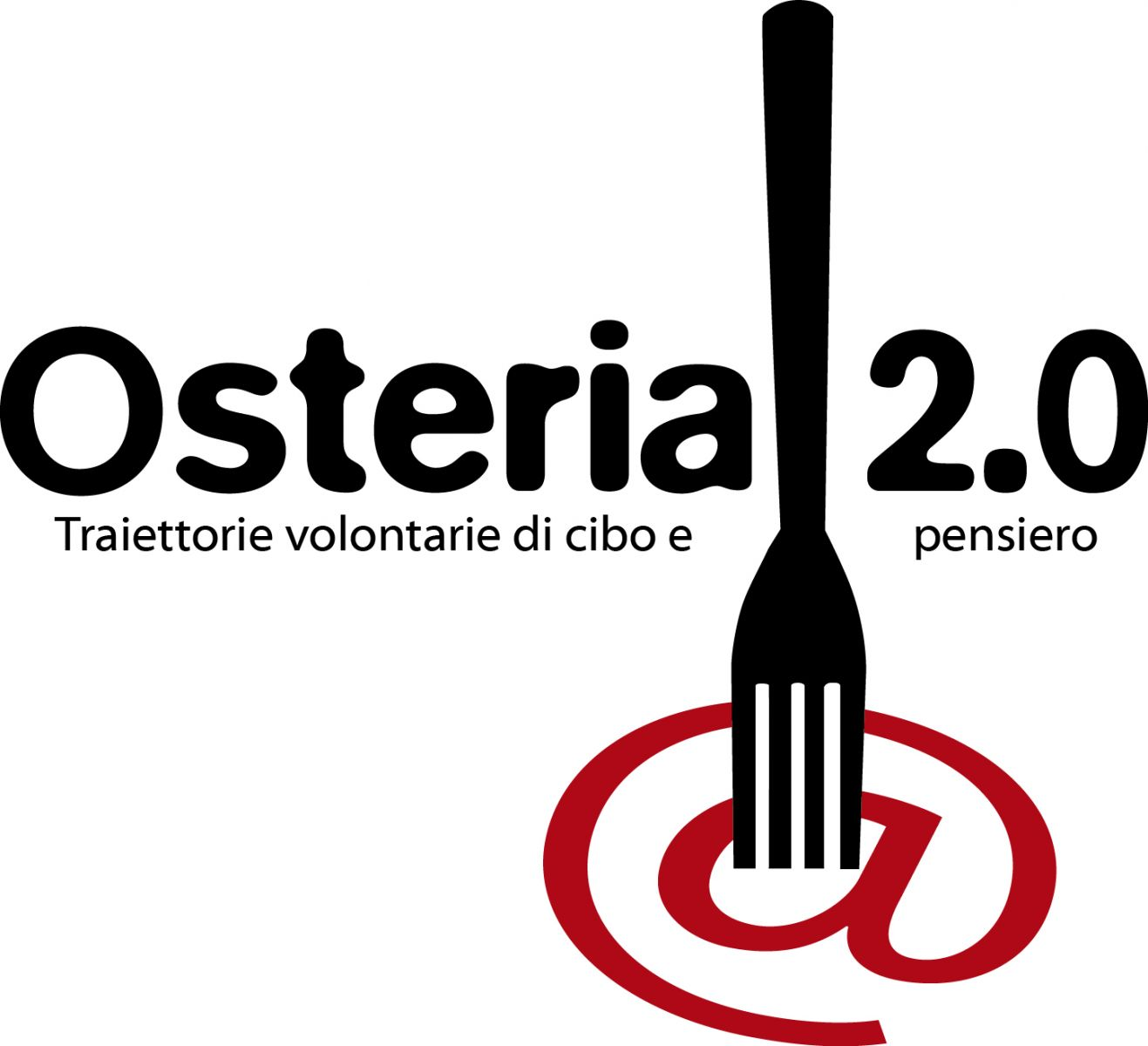LAUTUNNO DI OSTERIA 2.0 TRAIETTORIE VOLONTARIE DI CIBO E PENSIERO